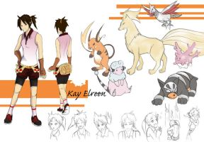 Kay Trainer Profile by Ember-of-Flame
