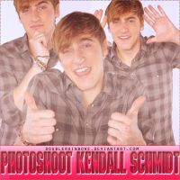 Photoshoot Kendall Schmidt O1 by DoubleRainbowE