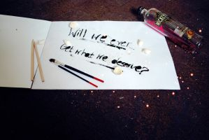 will we ever.. by severie