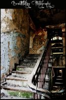 The rotten stairs... by xMAXIx