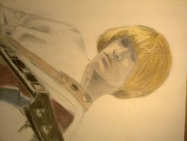Brian Jones on guitar by EchoeFromTheDeep
