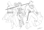 Dawn of Justice by Furlani