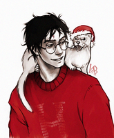 Harry/Draco )) by LiaBatman
