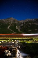 Light Trails by Francy-93
