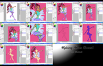 How to Draw : Winx Club Bases part 1 by Tuxedo1