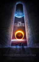 The Gate by neverdying