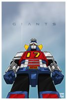 Giant - Iron Robot 1-7 by DanielMead