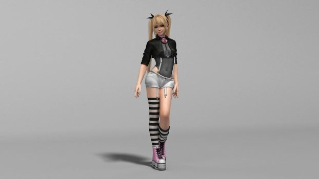 Marie Rose DOA Render by KSE25