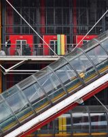 BEAUBOURG by isabelle13280