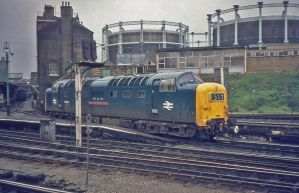 Deltic manoeuvring - 3 by Brit31