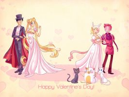 Valentines! by viper-fish