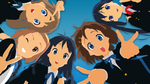 K-on Flat Project4 by xryns01