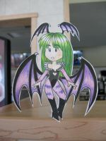 Morrigan :Paper Child: by Yuffie1972