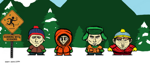 south park by rubbe
