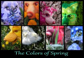 The Colors of Spring by LilleahWest