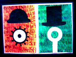 ClockworkOrange vs The Hitcher by Phanteia
