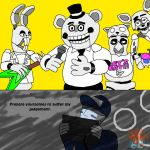 Five Nights At Enoch's by embercoral