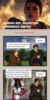 DAI: Cassandra Banter? by koogee4