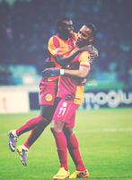 BRUMA VE DROGBA by Ucan1905