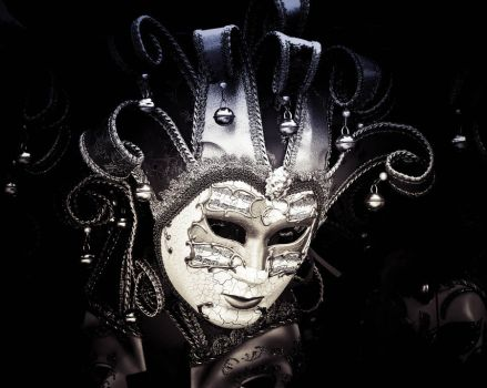 The Mask by kristinaalegro