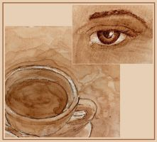 coffee test by MariaIla