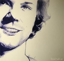 Ballpoint Jared by kleinmeli
