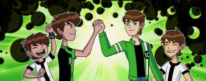 Ben 10 United by CheshireP