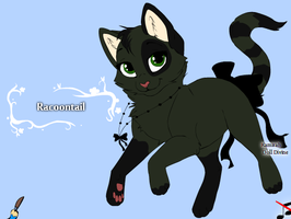 Racoontail by angle243