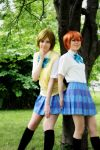 Best friends - Love Live! - Rin and Hanayo by ViikateFretti