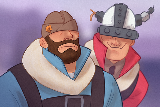 Soldiers by MultiverseCafe