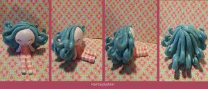 Cute Clay Doll-Different Views by FantasySystem
