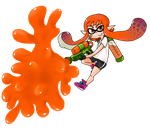 Splatoon by Alicexandy