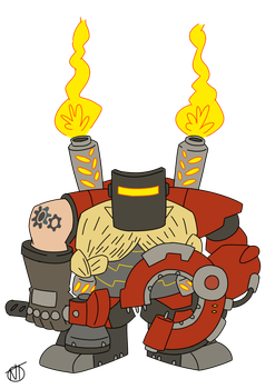 Torbjorn by Hierogriff