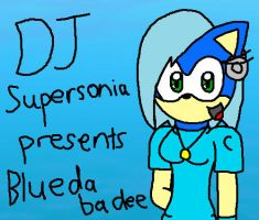 Blue Da Ba Dee Remix by Supersonia