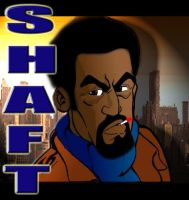 Shaft  you damm right by teflonmonkey