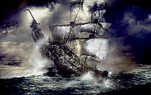 the flying dutchman by Pd69