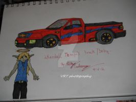 2Kendalls truck-colored. by masterdevil89