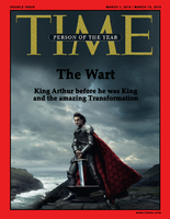 TIME PotY Cover - The Wart by HaishaHime