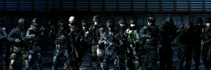 Soldiers of Survival by LordHayabusa357