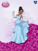 DisneyPrincess - Tiana2 ByGF by GFantasy92