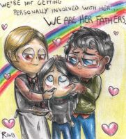 Hannibal - Cute Murder Family by FuriarossaAndMimma