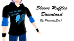 Sleeve Ruffle + DL by PrincessEve1