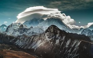 Mountain by RibayWall