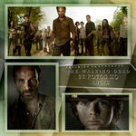 The Walking Dead Photopack 03 by MusicSoundsBetter