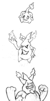 Who's that Fakemon? It's Pepperika, Peppester... by Trueform
