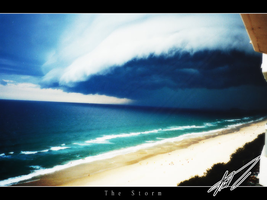 The Storm by Cera-L-Hendry