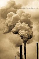 Cause Pollution Is Killing Us by UndeadxHeros