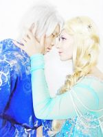 Jack Frost x Elsa: I Wonder if this Could be Love by DuysPhotoShoots