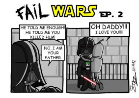 Fail Wars Ep. 2 by GiulianoBotter