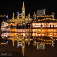 Christkindlmarkt Vienna 3 by Nightline